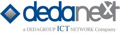 DEDANEXT logo