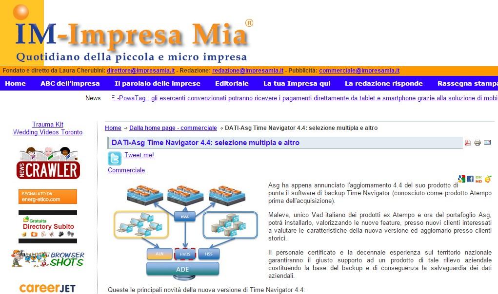 Impresa Mia - TiNa 4.4.