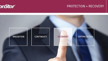 protection + recovery FalconStor