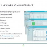 Webinar ASG Time Navigator 4.4.x - slide 2- web admin interface