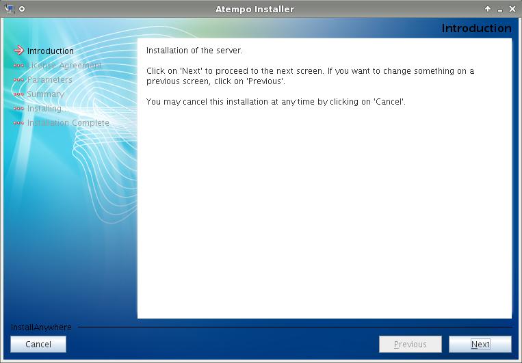 instalare live navigator su linux: benvenuto