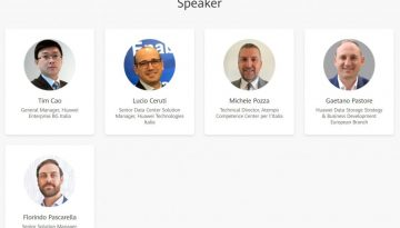 Huawai Italia IT Day - speakers - Michele Pozza