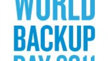 World Backup Day 2011